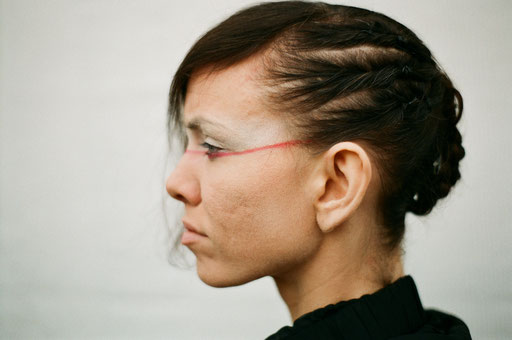 Bella Wagner, © Nina Kreuzinger, 2014.