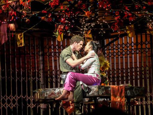 Miss Saigon, Aufführung am Broadway N.Y.C, Lindsey sei  Dank.;)