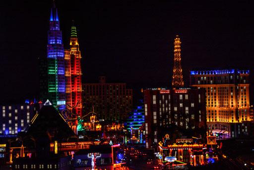 Las Vegas im Miniaturwunderland Hamburg