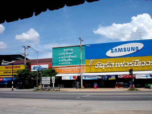 """Keine Copys - du bekommst in Thailand gute Originalware. Unsere Kameras (iin Deutschland gekauft) sind """"Made in Thailand"""""""