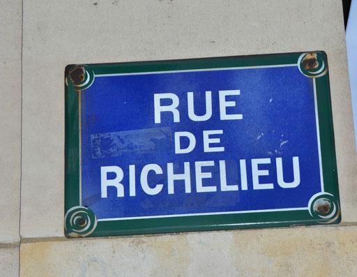 Benannt nach einem der bekanntesten Franzosen (und Romanfiguren). Wer kennt ihn nicht, den intriganten Kirchenmann zu Zeiten der Drei Musketiere, nach dem Roman von Alexandre Dumas