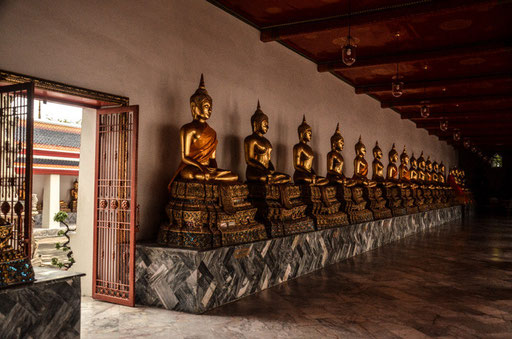 Wat Pho Bangkok (Foto: Daniel Schlenk)