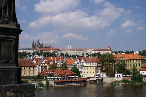 Die Moldau/Prag