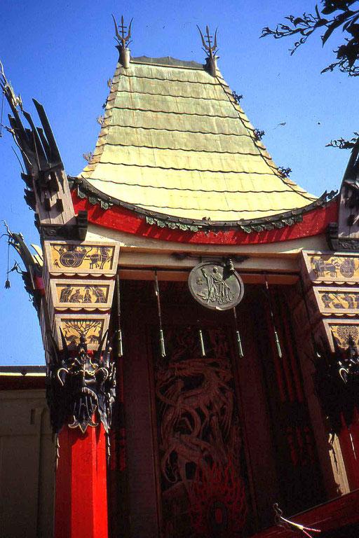 Chinese Theatre L.A. Schauplatz der jährlichen Oscar-Verleihung