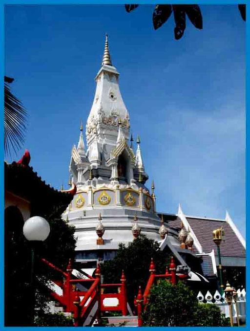Tempel in Chatturat (NO-Thailand)
