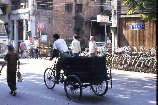 Fahrradland China - in den 80ern war das sicher noch so