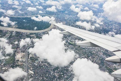 Chao Phraya, Bangkok, Fluss der Könige