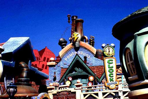 Disneyland Anaheim bei Los Angeles
