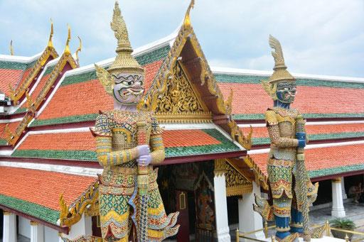 Tempel, Wat, Bangkok