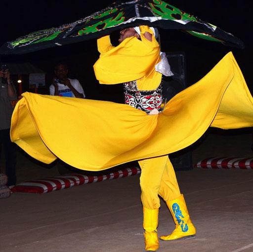 Der Tanz des Derwischs