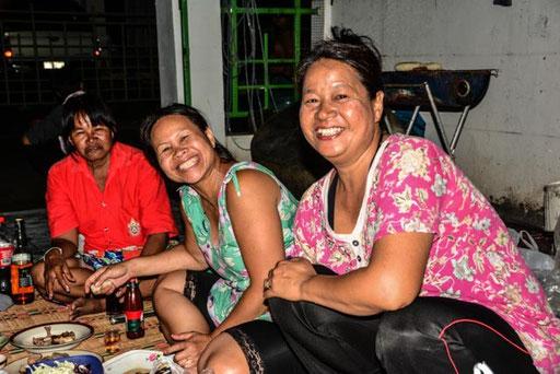Zu Gast bei Gordon und Pranom in Khon Khaen