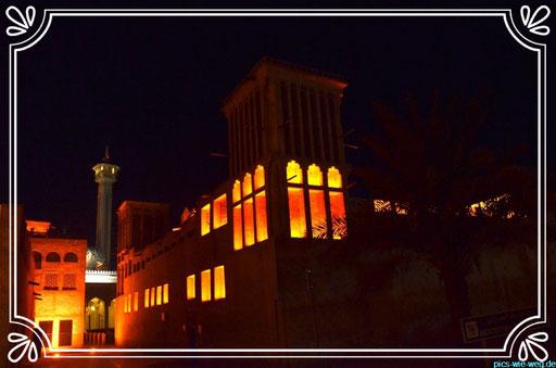 Bastakyia - Dubais Altstadt