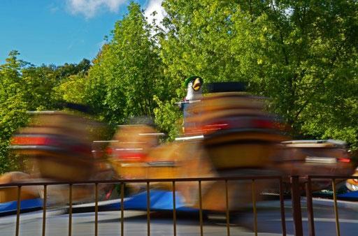 """Freizeitpark Geiselwind """"Geschwindigkeit 1"""""""