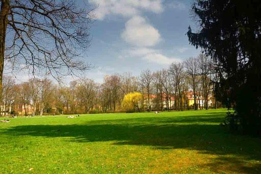 Endlich Frühling - April 2013 im Hofgarten