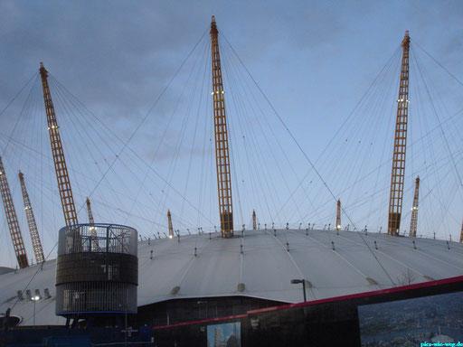 Die O2 oder Greenwich Arena