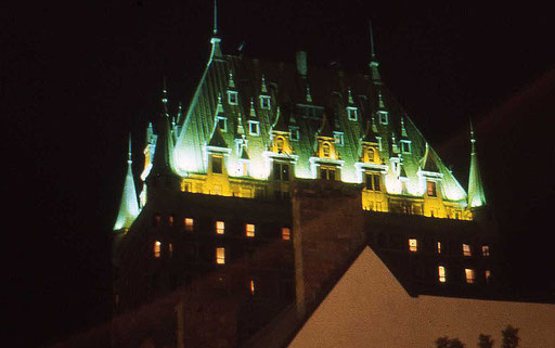 Schloss in Quebec (Kanada)