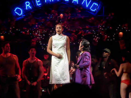 """Miss Saigon"". Aufführung am Broadway 2017"