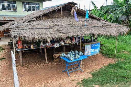 Kleiner Supermarkt in Ban Nong Muang