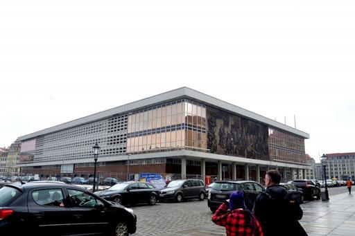 Kulturpalast Dresden, Foto: Daniel Schlenk