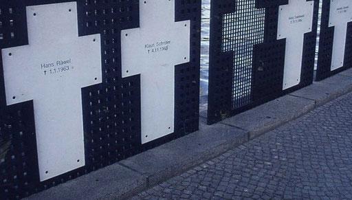 Gedenken an die Maueropfer