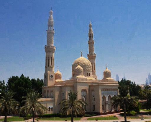 Jumeirah Moschee (Foto: Daniel Schlenk)