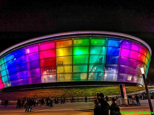 Glasgow/SSE Hydro Arena