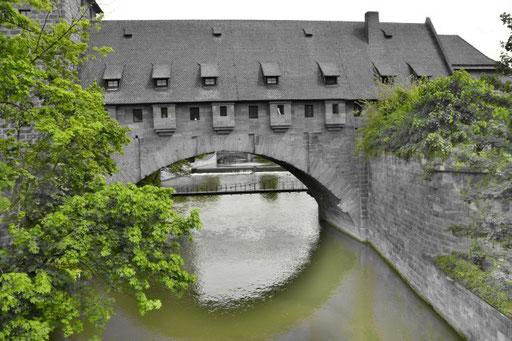 Nürnberg - Burggraben