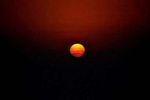 Nach Sonnenuntergang beginnt im Ramadan das Leben in Dubai (Foto Daniel Schlenk)