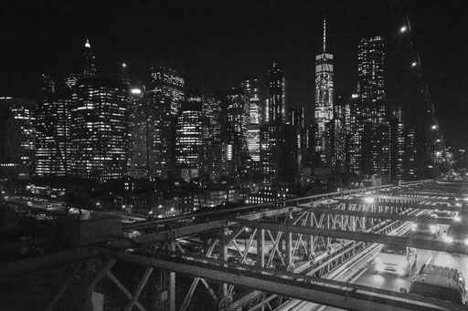 New York City, Brooklyn Bridge 2017