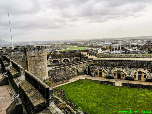 Stirling/Stirling Castle