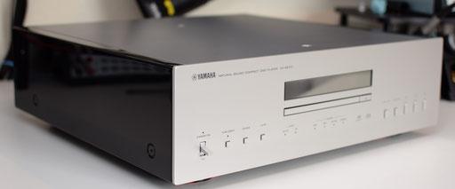 Yamaha CD-S2100 Test Modifikation Upgrade modification