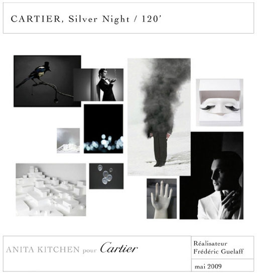 iconography, mood board, aude buttazzoni, cartier, anita kitchen
