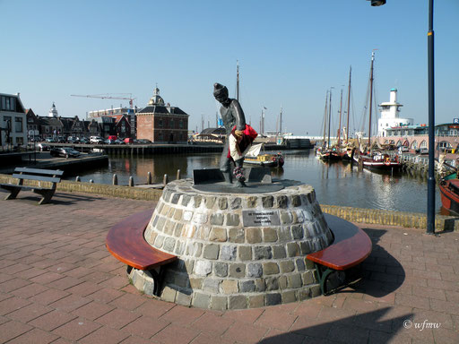 De Tobbedanser in Harlingen
