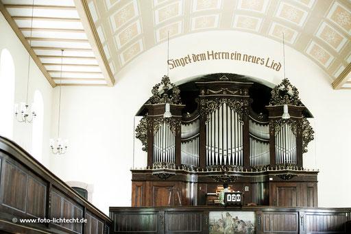 kirche pobershau, Trauung