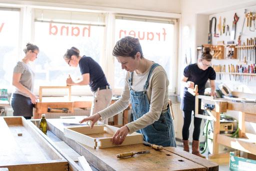 Handwerkerkurs Hamburg Frauen