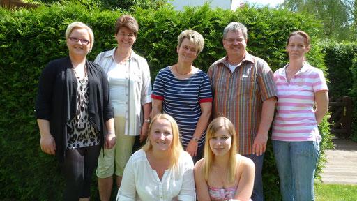 Team der Kinderarztpraxis Groß/Dr. Jost-Brinkmann