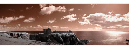 Dunnottar Castle, Aberdeenshire, Schottland.