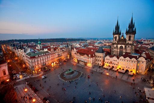 Трансфер : Прага