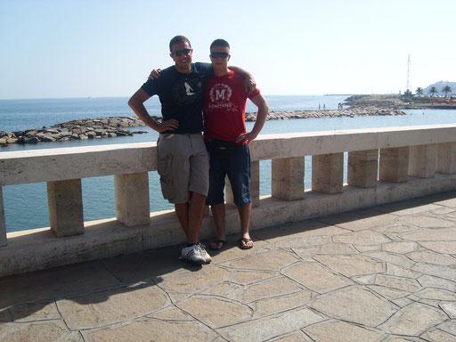 Alessandro der Freund meiner Schwester