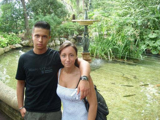 Der letzte Urlaub mit meiner Schwester Sommer 2009