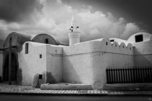 Tunisie,09 2011,mosquée de Djerba