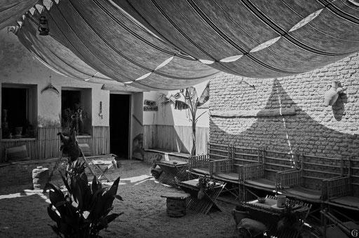 Tunisie,09 2011,l'heure du thé