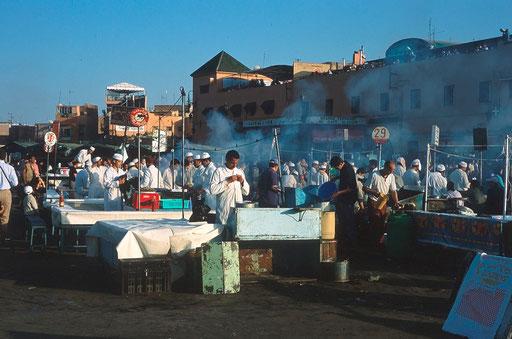 Marrakech,Juin 2004