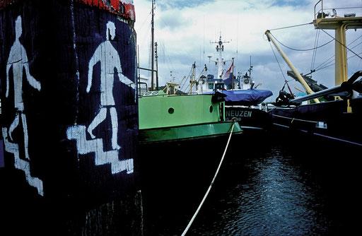 Texel,Pays-Bas,07 2000,Musée maritime