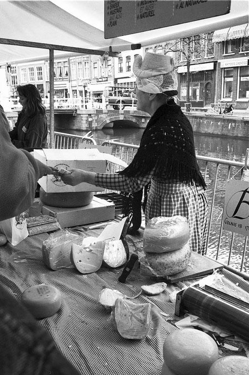 Alkmaar,Pays-Bas,Juillet 2000