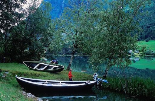 Norvège,08 1997