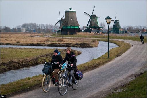 Zaan,Pays-Bas,Mars 2013