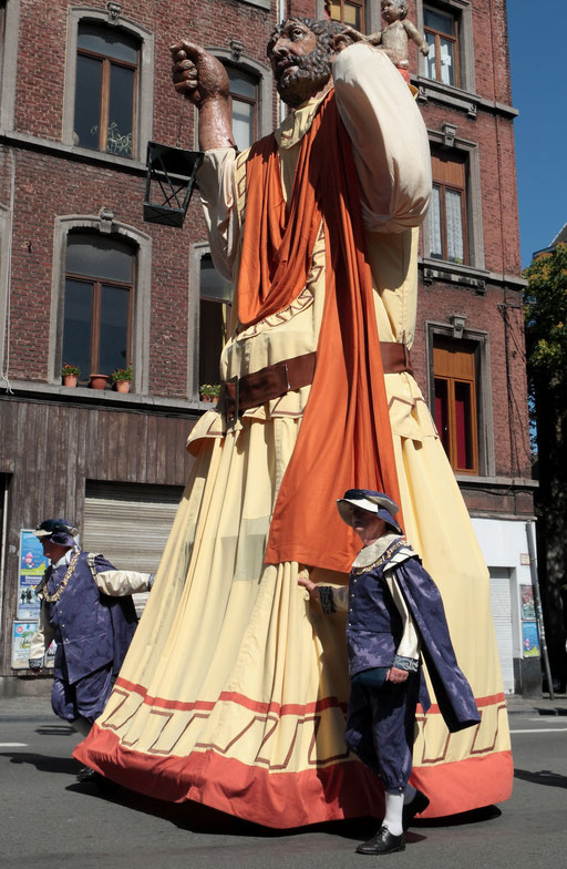 Liège,Outre-Meuse 2006