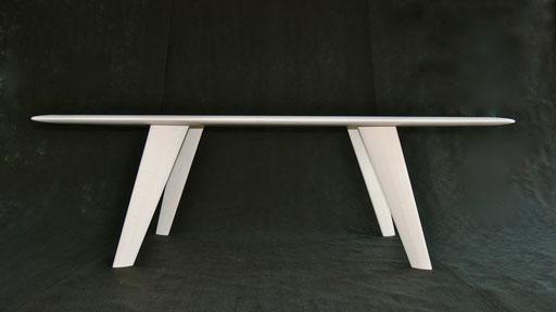 Tisch Aroma 220, Ahorn Schweiz geölt. Foto aromatisch