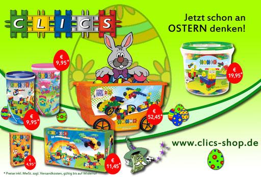 CLICS als Ostergeschenk